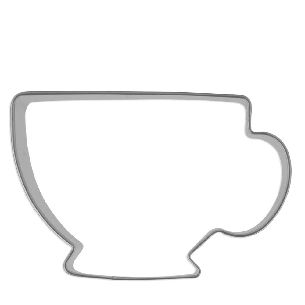 Image of Tea Cup Cookie Cutter