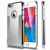 Ultra Thin Aluminum Alloy Skin Cover Cases For Iphone 6 6s Case 4.7 For Iphone6 6s Plus 5.5
