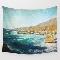 As Is Above, So Is Below Wall Tapestry by Jenndalyn