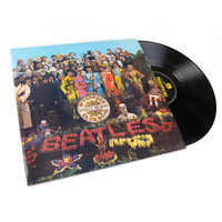 The Beatles: Sgt. Pepper's Lonely Heart Club Band in Mono (180g) Vinyl LP