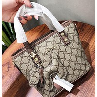 GUCCI New fashion more letter leather shoulder bag women