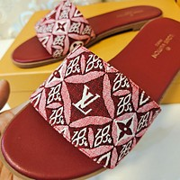 Louis Vuitton LV Fashion Casual Slides