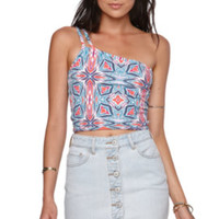 Kendall and Kylie High Rise Button Skirt at PacSun.com