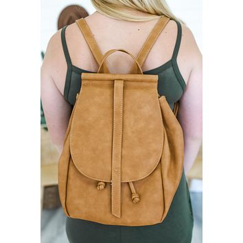 Plymouth Rock Backpack - Camel