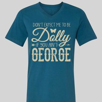 Dolly & George Graphic T-Shirt