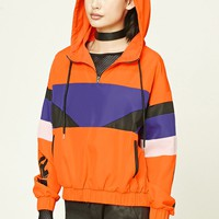 Squad Colorblock Windbreaker