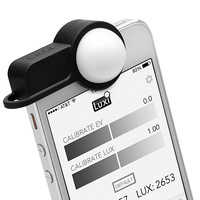 Luxi - Light Meter Attachment For iPhone