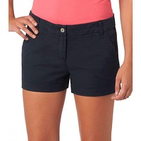"""Ladies Chino 3"""" Shorts in Navy by Southern Tide"""