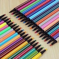 Marker Set 12/18/24/36 Colors Mark Pen Water Color Pen Painting Pencils  [8072707783]