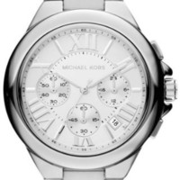 Michael Kors Watches Camille (Silver)