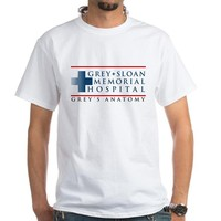 Grey Sloan Memorial Hospital Shirt