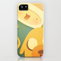 Adventure Time! iPhone Case by CodiBear | Society6