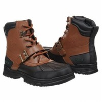Kids Polo by Ralph Lauren ' Country Boot Tan/Chocolate FamousFootwear.com