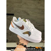 Nike Air Force 1'07 LV8 YF Women Men Fashion Casual Low-Top Old Skool Shoes