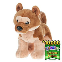 Webkinz Shiba Inu + 10 $ value of Deluxe points