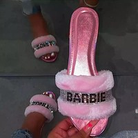 BARBIE TINGZ Bling Out Slides