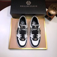 PHILIPP PIEIN  Man Fashion Casual Shoes Men Fashion Boots fashionable Casual leather Breathable Sneakers