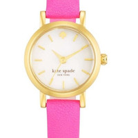 Kate Spade New York Tiny Metro Pink Watch