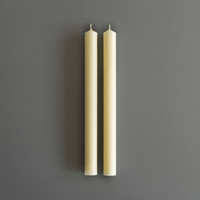 Two Dinner Candles