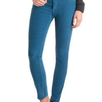 Blank NYC The Real Ideal Pants in Water Blue | Mod Retro Vintage Pants | ModCloth.com