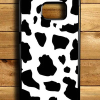 Cow Skin Samsung Galaxy S6 Edge Case