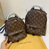Louis Vuitton LV Monogram Backpack