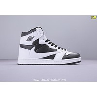 NIKE Air Jordan 1 Trending Men Popular High Help Sport Basketball Shoes Sneakers 5#