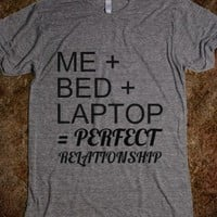 Perfect Relationship - Text Tees