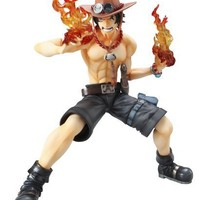 Portgas D. Ace NEO DX Excellent Model Portrait of Pirates Figure