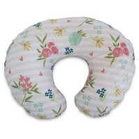 Boppy® Floral Stripe Nursing Pillow - Pink