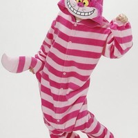 Winter New Sleepsuit Adults Cartoon Cheshire Cat Onesuits Unisex Onesuits Pajamas Cosplay Costumes CO43204227