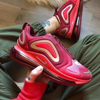 Nike Air Max 720 Air cushion jogging shoes-7