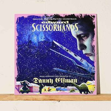 Danny Elfman - Edward Scissorhands Original Motion Picture Soundtrack LP