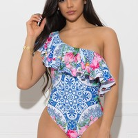 Ziggy Beach One Piece Swimsuit