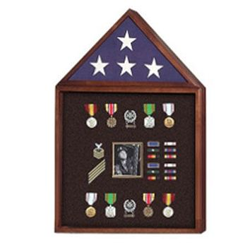 Flag Connections Flag and Badge display cases, Flag and Photo Frame