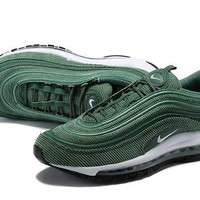 Nike Air Max 97 green white 36-40 DCCK