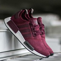 mieniwe Women Adidas NMD Boost Casual Sports Shoes