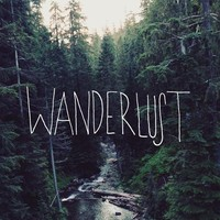"""Wanderlust: Rainier Creek"" - Art Print by Leah Flores"