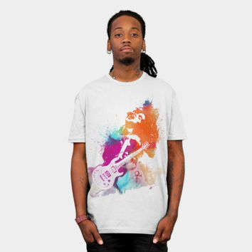 Prince Rogers Nelson T Shirt By Jbjart Design By Humans