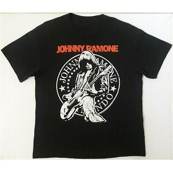 A One Man Tribute Band T-Shirt The RAMONE