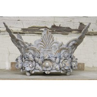 Metal Crown Tabletop Decor - Choose Your Color - Colorful Cast and Crew