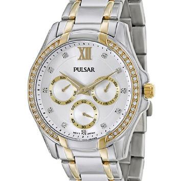 Pulsar Women's Analog Japanese Quartz Watch