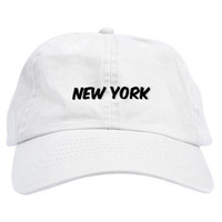 New York Dad Hat
