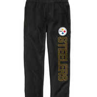 PS from Aero  Boys Pittsburgh Steelers Sweat Pants