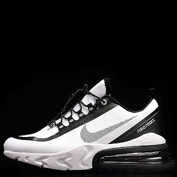 Nike Air Max 270 v2 Woman Men Fashion Sneakers Sport Shoes