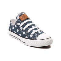Youth Converse Chuck Taylor All Star Lo Dots Sneaker