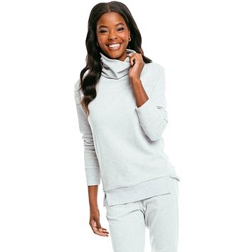 Ella Heather Turtle Neck Pullover by Southern Tide