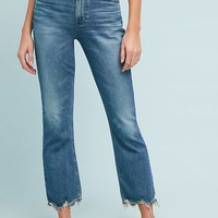 3x1 NYC W5 Empire High-Rise Cropped Flare Jeans