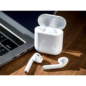 Iphone AirPods wireless Bluetooth headset