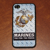 Awesome looking custom made United States Marine Corps Cell Phone  Iphone case